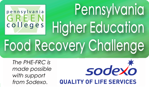 Go to the PA Higher Ed Food Recovery Challenge